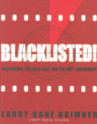 Blacklisted book cover